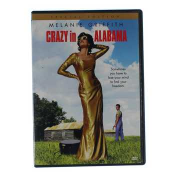 Movie: Crazy in Alabama for Sale on Swap.com