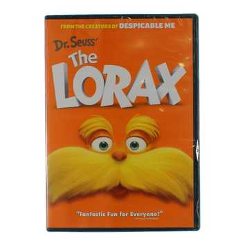 Movie: Dr. Seuss' The Lorax for Sale on Swap.com
