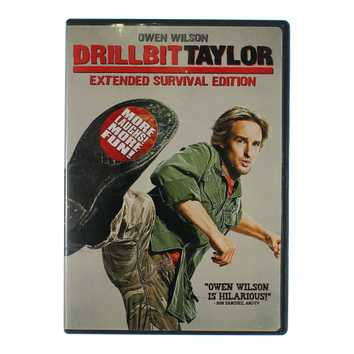 Movie: Drillbit Taylor (Unrated Extended Survival Edition) for Sale on Swap.com