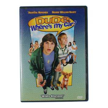 Movie: Dude, Where's My Car? for Sale on Swap.com