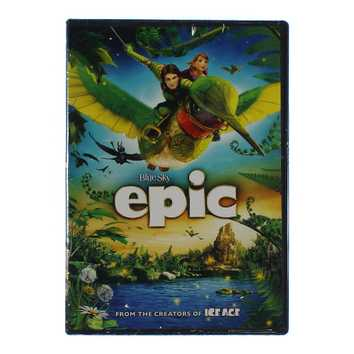 Movie: Epic for Sale on Swap.com