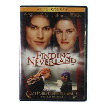 Movie: Finding Neverland for Sale on Swap.com