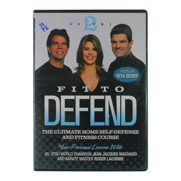 Movie: Fit To Defend for Sale on Swap.com