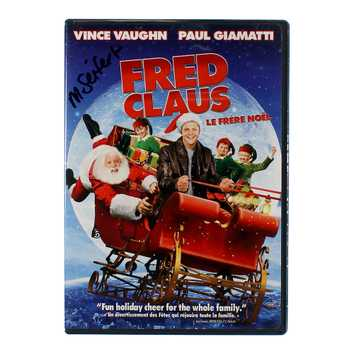Movie: Fred Claus for Sale on Swap.com