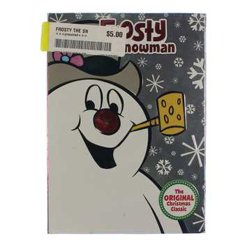 Movie: Frosty The Snowman for Sale on Swap.com