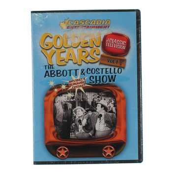 Movie: Golden Years The Abbott & Costello Show for Sale on Swap.com