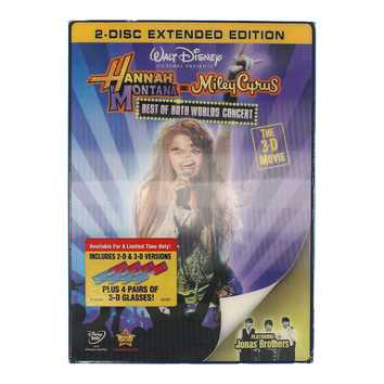 Movie: Hannah Montana and Miley Cyrus for Sale on Swap.com