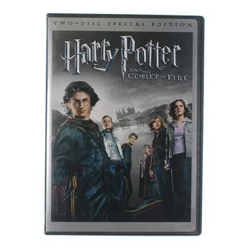 Movie: Harry Potter and the Goblet of Fire for Sale on Swap.com