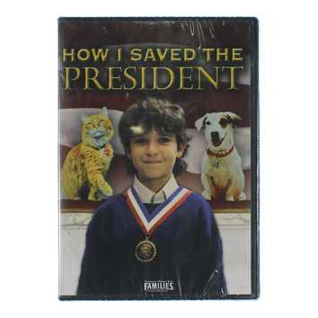 Movie: How I Saved The President for Sale on Swap.com