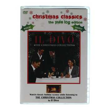 Movie: Il Divo The Christmas Collection for Sale on Swap.com