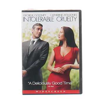 Movie: Intolerable Cruelty for Sale on Swap.com