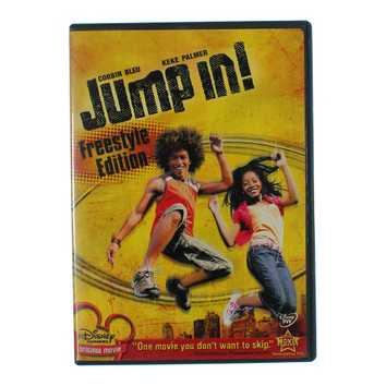 Movie: Jump In! Freestyle Edition for Sale on Swap.com
