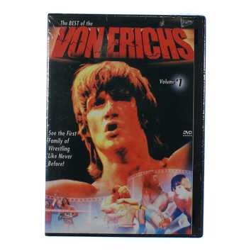 Movie: Kevin VonErich Presents - Best of the VonErichs for Sale on Swap.com
