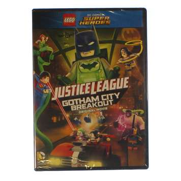 Movie: LEGO DC Super Heroes: Justice League for Sale on Swap.com