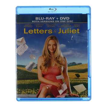 Movie: Letter To Juliet for Sale on Swap.com