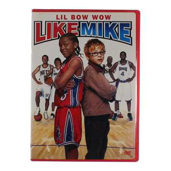 Movie: Like Mike for Sale on Swap.com