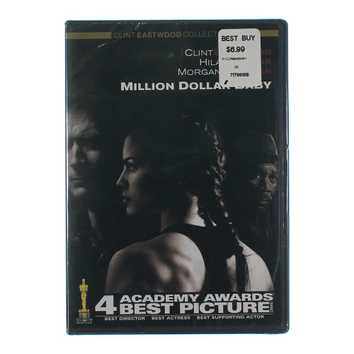 Movie: Million Dollar Baby [WS] [DVD] [Eng/Fre] [2004] for Sale on Swap.com