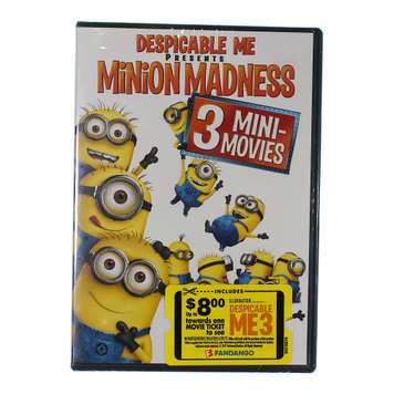 Movie: Minion Madness for Sale on Swap.com
