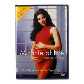 Movie: Miracle Of Life Pregnancy Workout for Sale on Swap.com