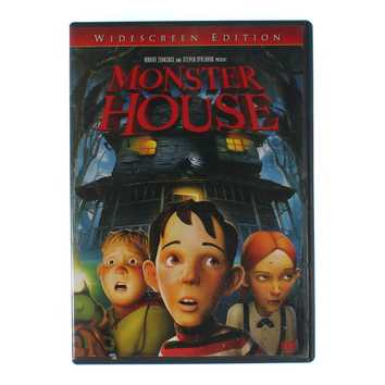 Movie: monster House for Sale on Swap.com