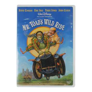 Movie: Mr. Toad's Wild Ride for Sale on Swap.com