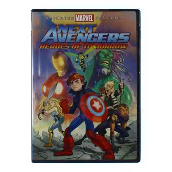 Movie: Next Avengers: Heroes of Tomorrow for Sale on Swap.com