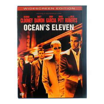 Movie: Ocean's Eleven for Sale on Swap.com