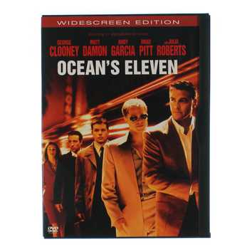 Movie: Ocean's Eleven (Widescreen Edition) for Sale on Swap.com