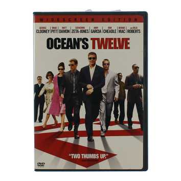 Movie: Ocean's Twelve (Widescreen Edition) for Sale on Swap.com