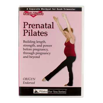 Movie: Sarah Picot's Prenatal Pilates for Sale on Swap.com