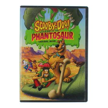 Movie: Scooby-Doo!: Legend of the Phantosaur [DVD] [2011] for Sale on Swap.com