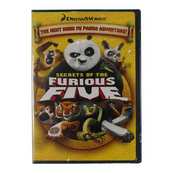 Movie: Secrets Of The Furious Five for Sale on Swap.com