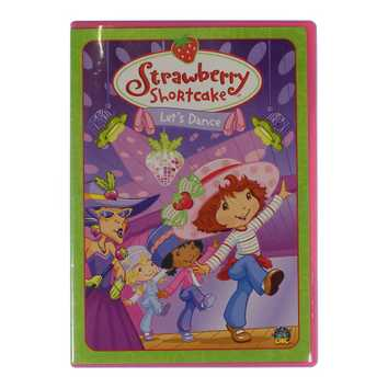 Movie: Strawberry Shortcake:Lets Dance for Sale on Swap.com
