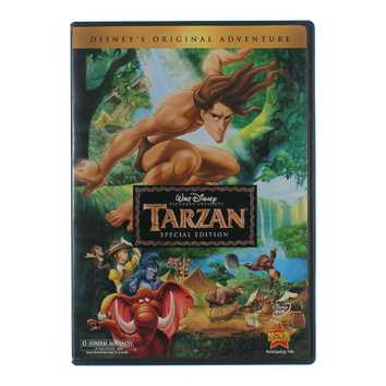 Movie: Tarzan (Special Edition) for Sale on Swap.com