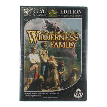 Movie: The Adventures of the Wilderness Family for Sale on Swap.com
