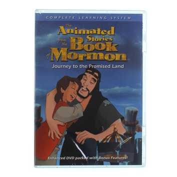 Movie: The Animated Stories from the Book of Mormom for Sale on Swap.com