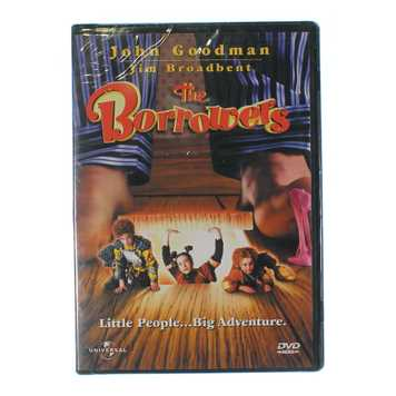 Movie: The Borrowers for Sale on Swap.com