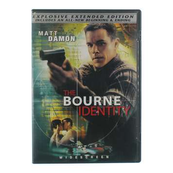 Movie: The Bourne Identity for Sale on Swap.com