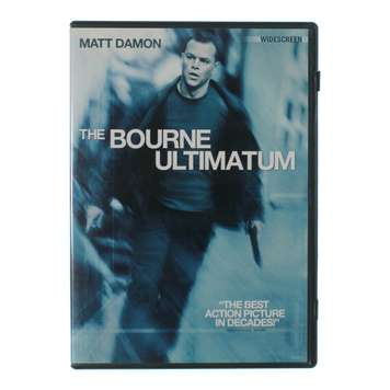 Movie: The Bourne Ultimatum for Sale on Swap.com
