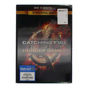 Movie: The Hunger Games: Catching Fire / The Hunger Games (Walmart Exclusive) (Widescreen) for Sale on Swap.com