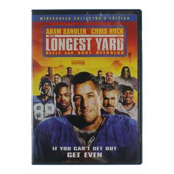 Movie: The Longest Yard for Sale on Swap.com