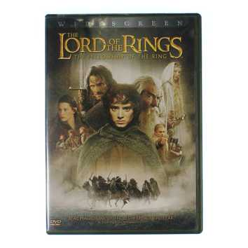 Movie: The Lord of the Rings: The Fellowship of the Ring for Sale on Swap.com