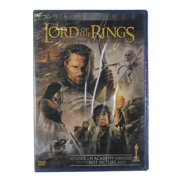 Movie: The Lord of the Rings: The Return of the King (Blu-ray Disc) 2003 for Sale on Swap.com
