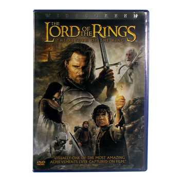Movie: The Lord of the Rings: The Return of the King for Sale on Swap.com