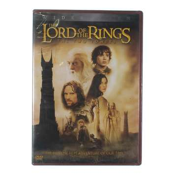 Movie: The Lord of the Rings: The Two Towers for Sale on Swap.com
