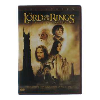 Movie: The Lord Of the Rings: The Two Towers (Full Screen Edition) for Sale on Swap.com