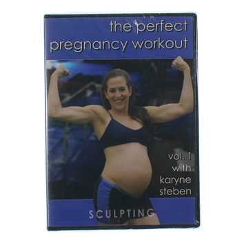 Movie: The Perfect Pregnancy Workout, Vol. 1: Sculpting for Sale on Swap.com