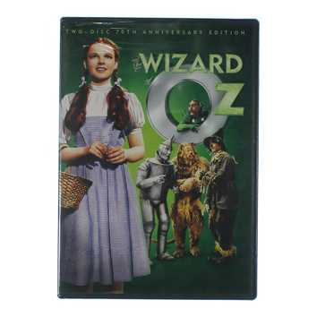 Movie: The Wizard of Oz (Two-Disc 70th Anniversary Edition) for Sale on Swap.com