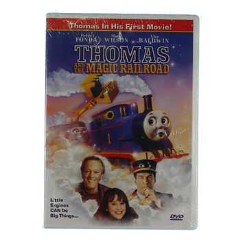 Movie: Thomas and the Magic Railroad for Sale on Swap.com