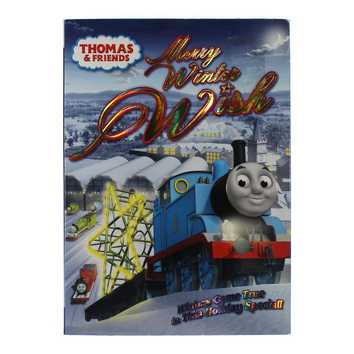 Movie: Thomas & Friends: Merry Winter Wish for Sale on Swap.com